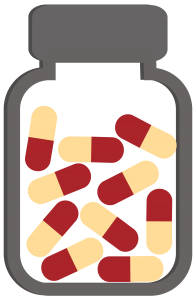 3D Pill Bottle