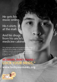 Lock Your Meds MEDucation